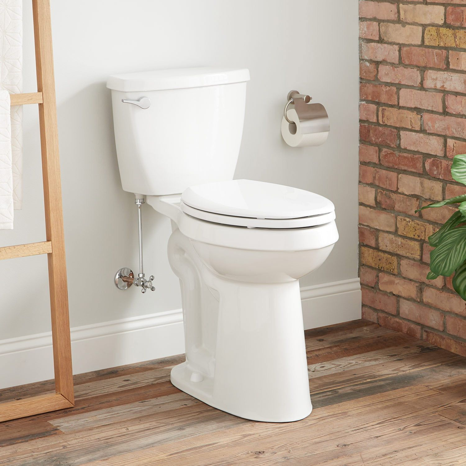 Miraculous Higher Toilet Seats Are Easier To Use For A Person With Gmtry Best Dining Table And Chair Ideas Images Gmtryco