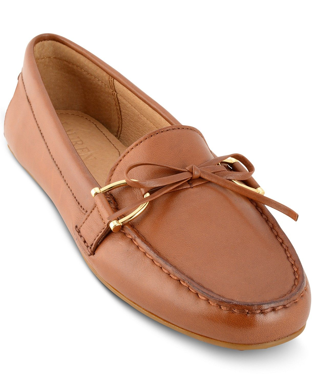 Moccasin flats, Women shoes