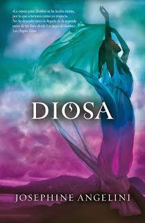 Cazadora De Libros y Magia: DIOSA - SAGA EL DESPERTAR #03 - Josephine Angelini...