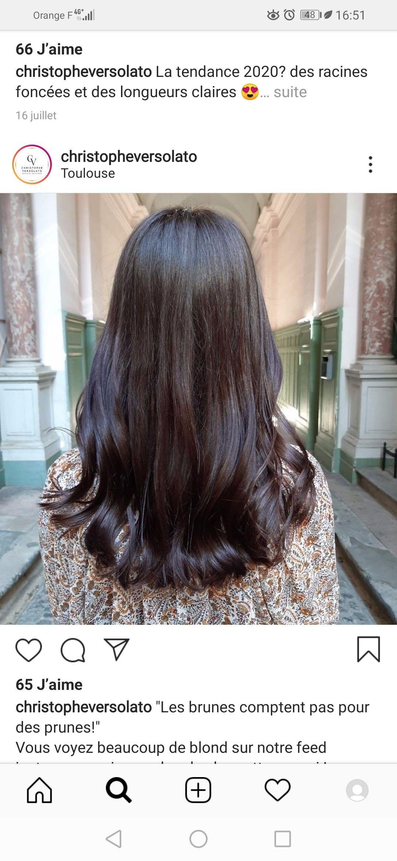 Epingle Par Sandrine Sur Couleur Cheveux En 2020 Couleur Cheveux Cheveux Blond