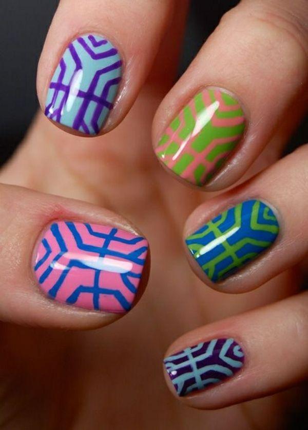 Nageldesign Galerie Und Inspirierende Nail Art Bilder Fingernagel