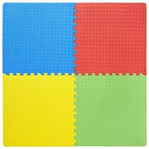 Puericultura dailydream 4 juegos de colchonetas puzle - Alfombra puzzle ninos ...