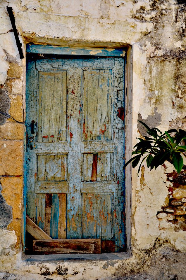 Photo of The Attraction of Unsophistication – Photo taken in the village of Maritsa, Rhod…