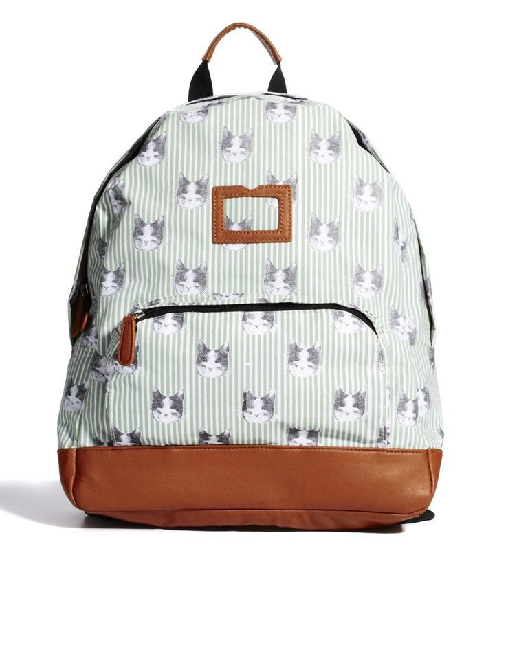 Cat Backpacks | cat print backpack