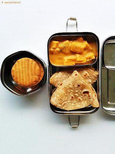 Lunch Box Ideas Qwe Butter Masala Recipe Butter Paneer Masala