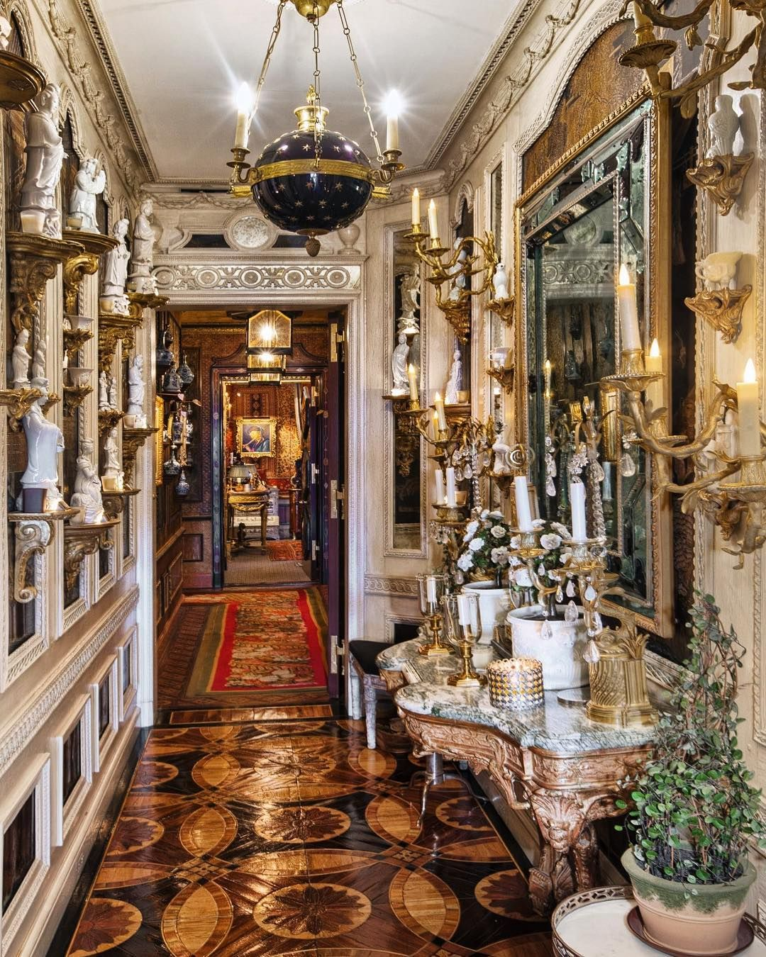 Fifth Avenue Apartment Owned By Interior Designer Howard Slatkin