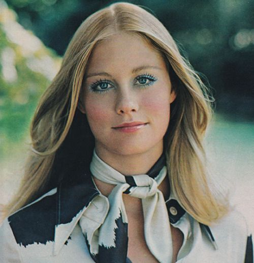 December 1970 Healthy Is The Way I Like My Face Cybill Shepherd Beauty Beautiful Actresses