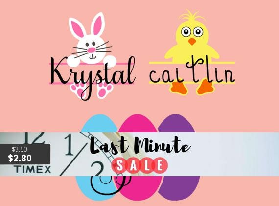 Personalized easter stickers easter vinyl decals decals for easter personalized easter stickers easter vinyl decals decals for easter baskets easter themed gifts easter gift decals custom vinyl stickers negle Choice Image