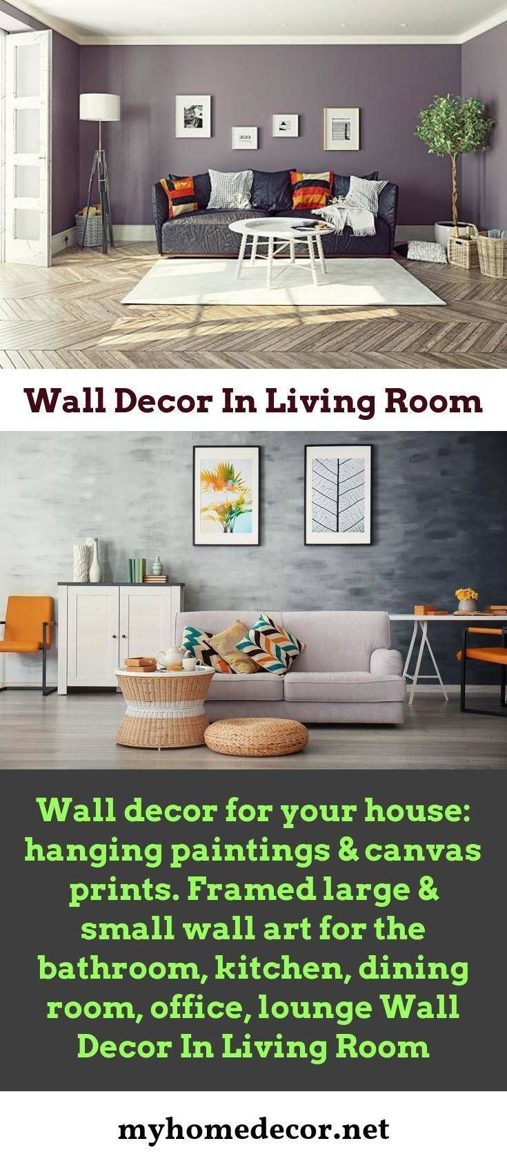 Wall decor for your house hanging paintings u canvas prints framed
