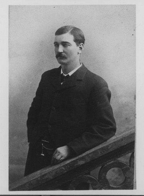 William Barclay Bat Masterson Kansas Memory Old West Photos Masterson History
