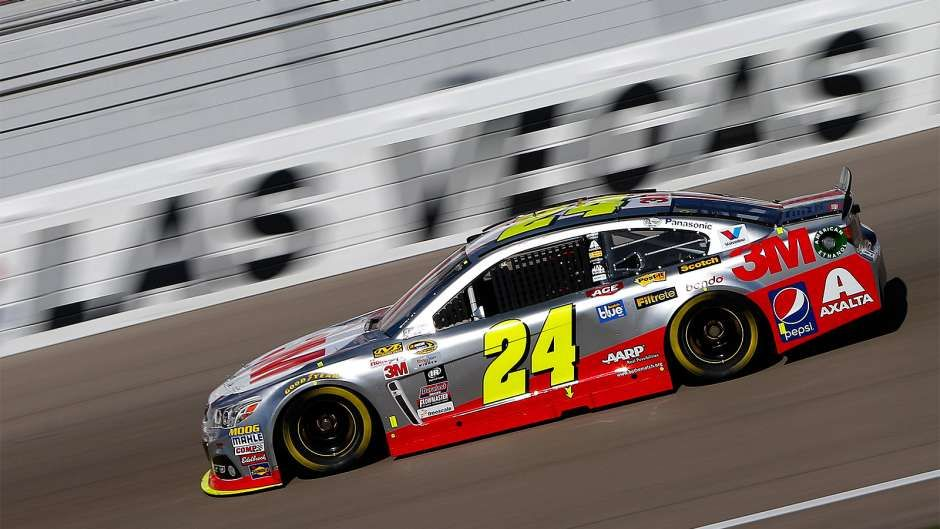Cars of many colors: The numerous Hendrick paint schemes used in ...
