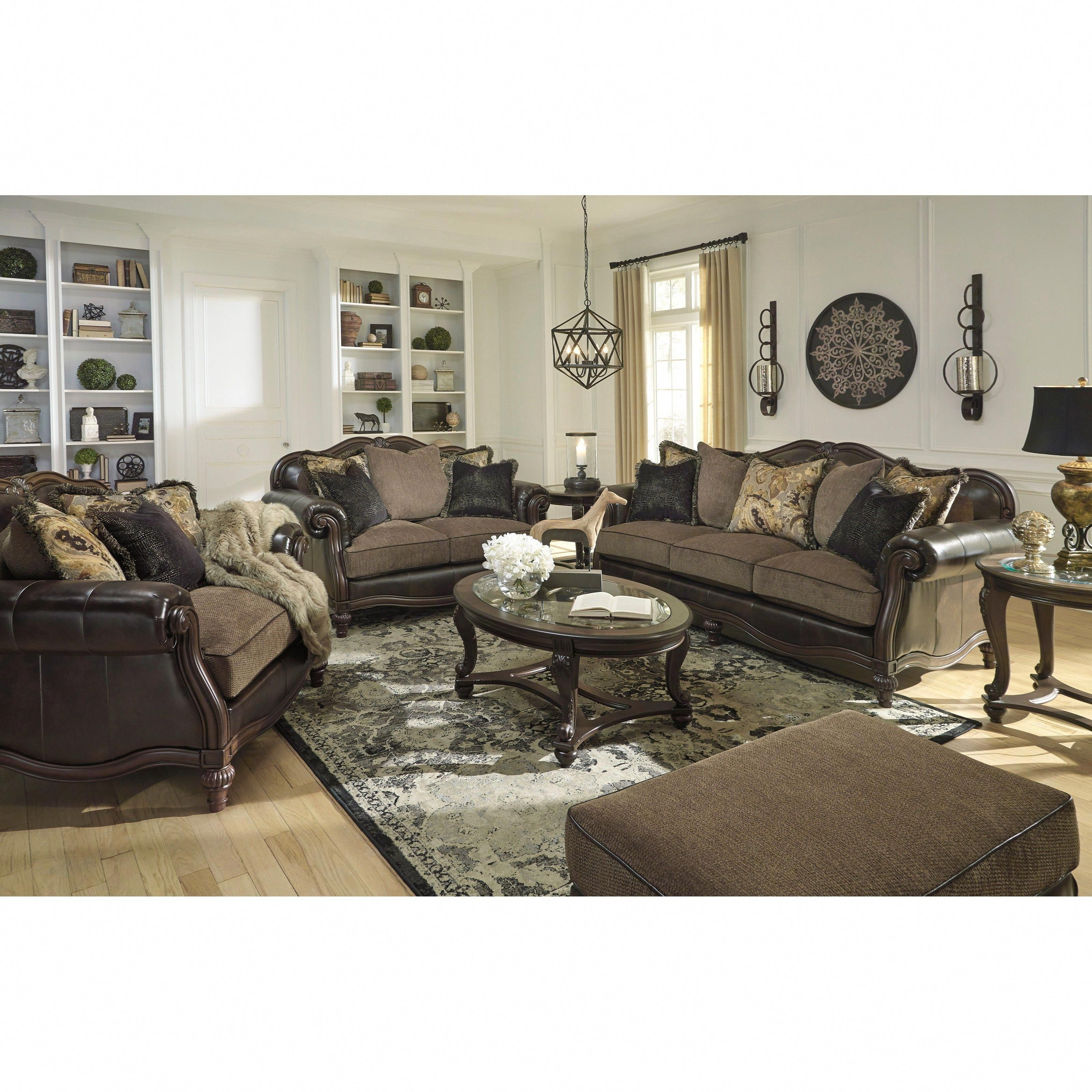 Winnsboro DuraBlend Stationary Living Room Group by Signature Design