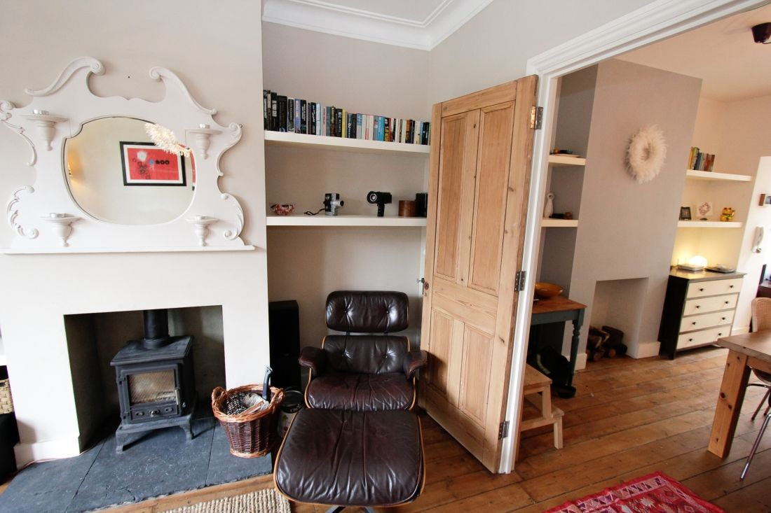 Film Location House-Open Plan Victorian terrace in Dulwich | Dining