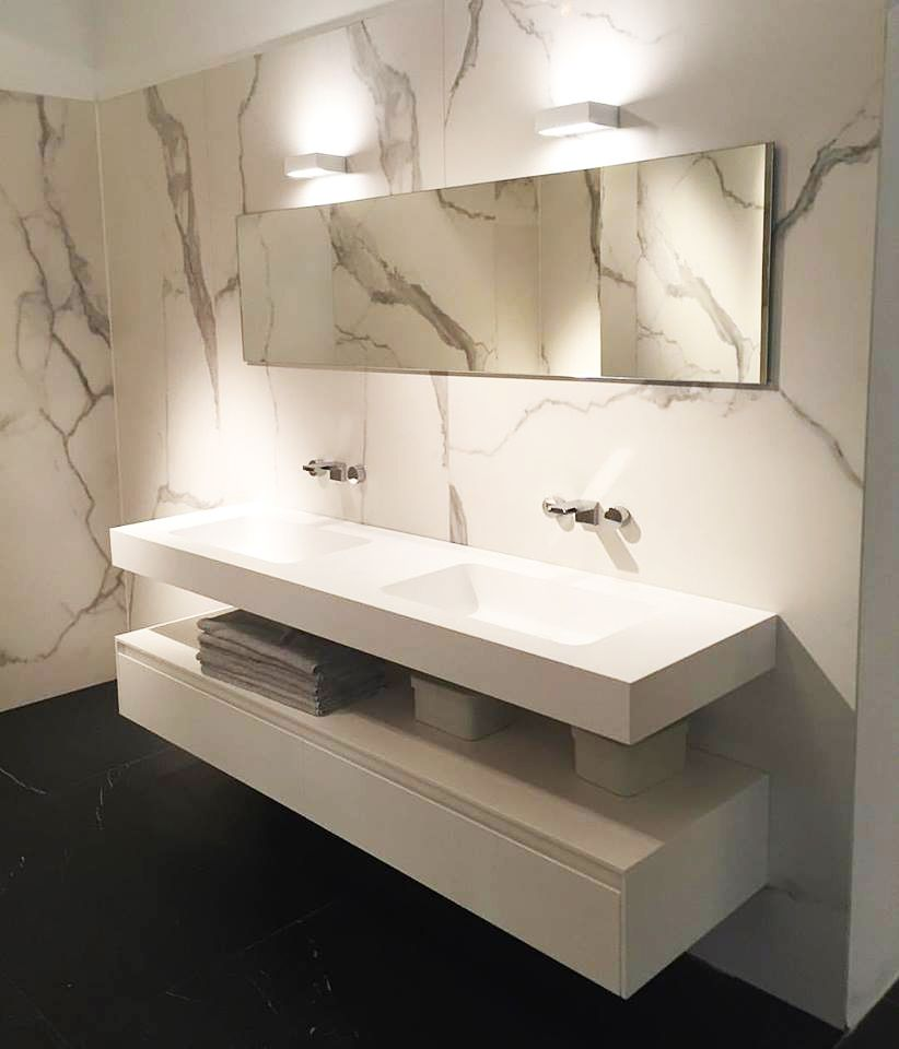 Bathroom Design And Installation Inspiration A Wonderful Installation From The Netherlands #signconcept Inspiration Design