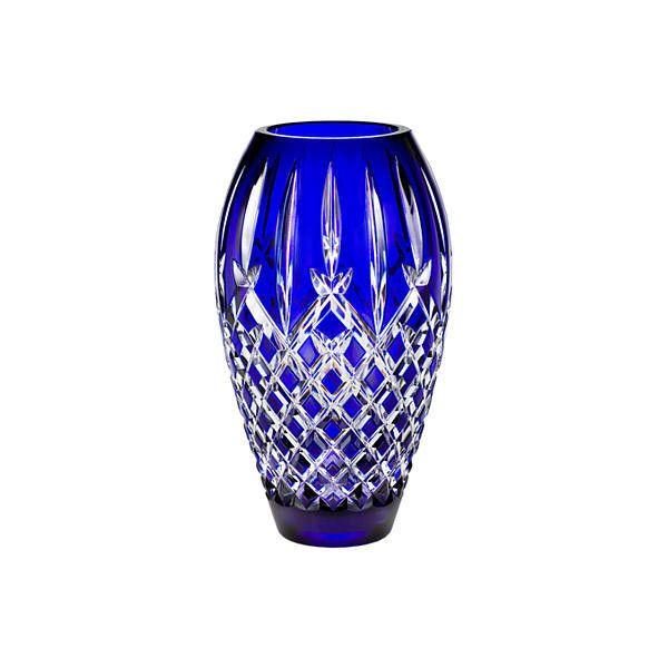 Waterford Araglin Prestige Cobalt Vase 425 Liked On Polyvore