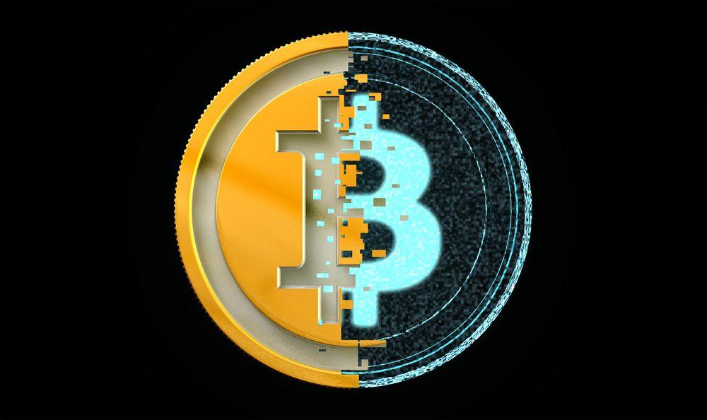 Ƀ Capitala latină de capital B cu accident vascular cerebral (Bitcoin)