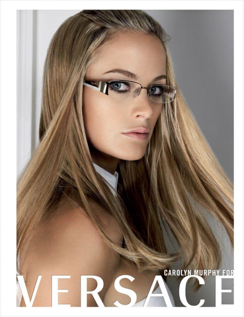 13058c8659 Versace Campaign SS 2007 - Carmen Kass