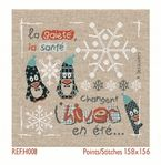 broderie hiver