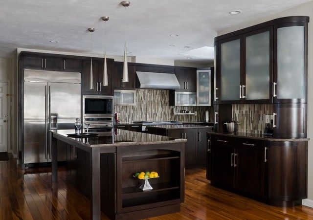 Kitchen Contemporary Kitchen Cabinets And Patio Kitchen Design Mesmerizing Contemporary Kitchen Cabinets 2018