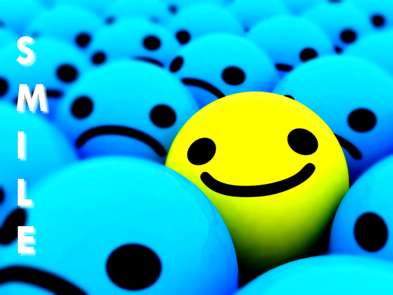 Sonreirle siempre a la vida es la mejor manera de vivir día a día