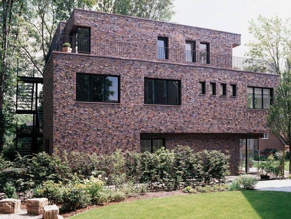 haus j rgensallee hamburg architekt sehw architekten hamburg projektleitung prof i v. Black Bedroom Furniture Sets. Home Design Ideas