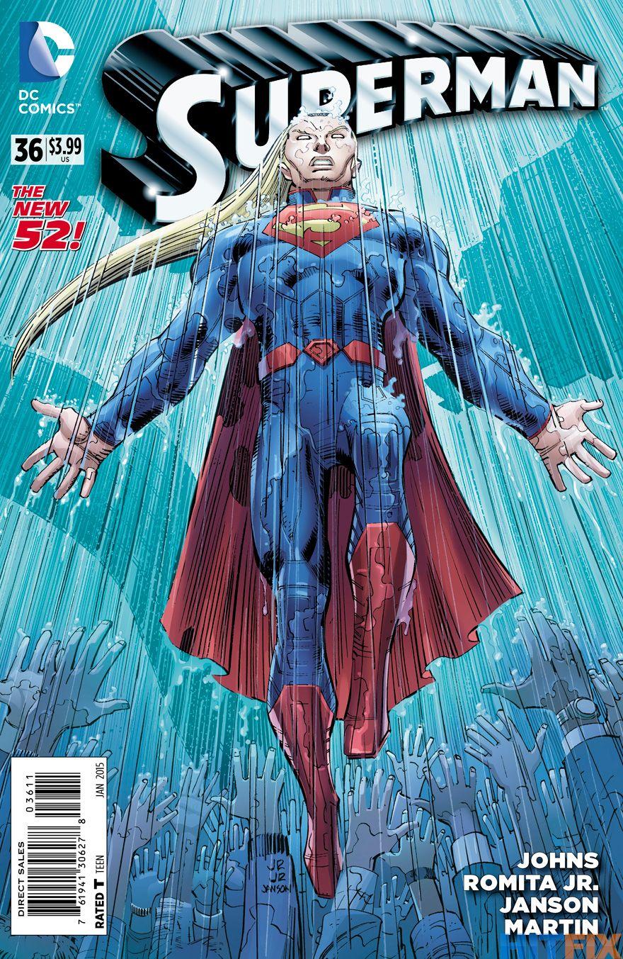 Superman | Ulysses assume manto do herói em prévia de Superman #36 > Quadrinhos | Omelete