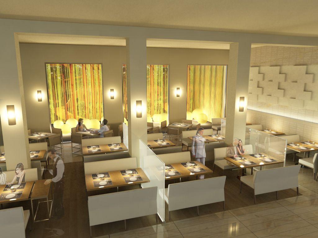 restaurant interiors for edg design photo realistic upscale and fine dining restaurant interior renderings done for edg design firm - Restaurant Interior Design Ideas