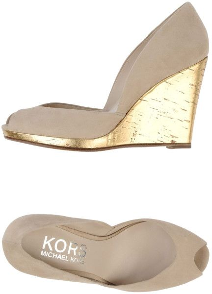 49c77d49fed1 Kors By Michael Kors Wedges