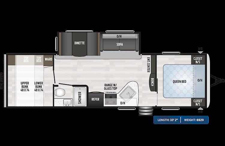 Springdale Travel Trailers Floorplans Keystone Rv Floor Plans Travel Trailers For Sale Travel Trailer