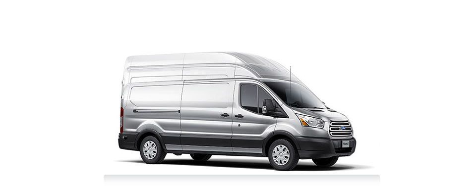 Your Mid South Ford Dealers Ford Transit Commercial Vehicle Van