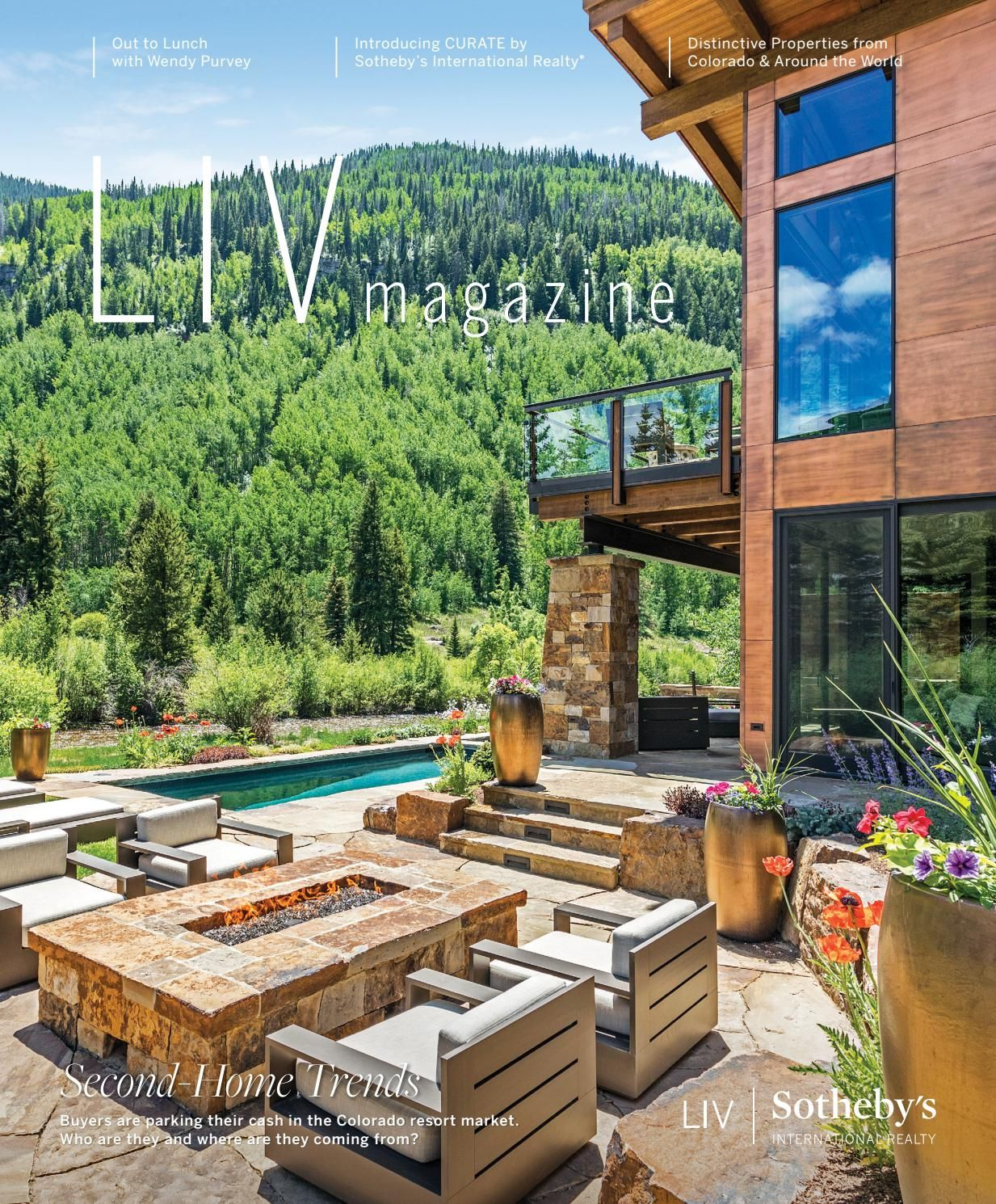 LIV Magazine Vol 4 Issue 2 2018 Mansions luxury