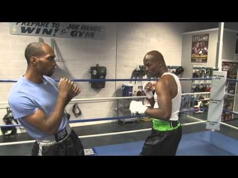 Bernard Hopkins Perfect Execution Feinting Boxing Techniques Boxing Videos Hopkins