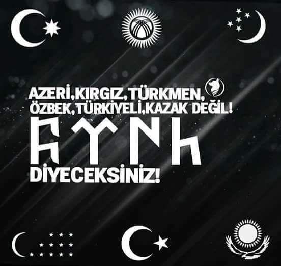 Vasifsiz Bosbakan Yildirim Bugun Ku Konusmasinda Turkmen De Turkmenim Diyebilmeli Diye Sacma Sapan Bir Cumle Soyleyip Aklini Instagram Posts Instagram Grafik
