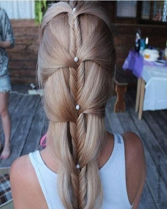 Magnificent 1000 Images About Braid On Pinterest Braids Really Long Hair Short Hairstyles Gunalazisus