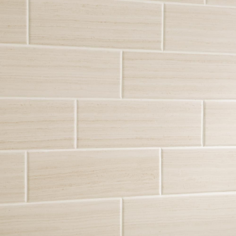 - Marazzi Developed By Nature Chenille 4 In. X 12 In. Ceramic Wall