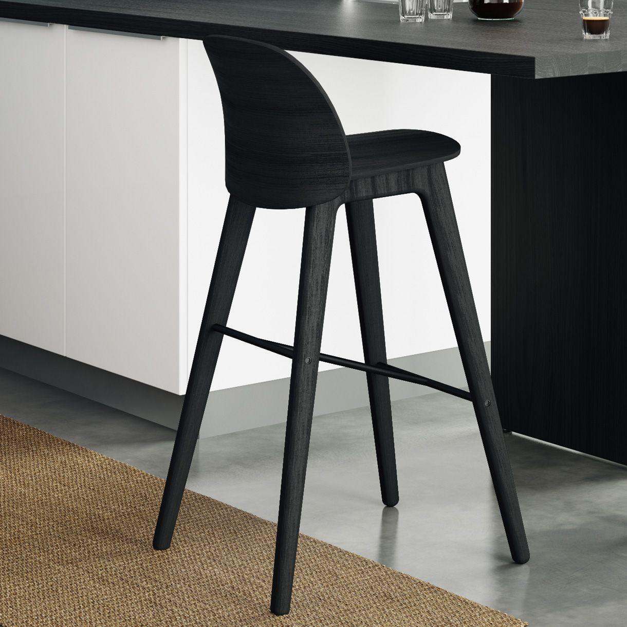 black wood bar stool bar stools counter stools stools