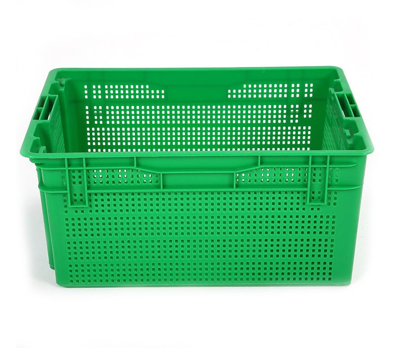 Plastic Bx0362 Vegetable And Fruit Crate For Transport Factory Manufacturer Taizhou Bright Plastic Co Ltd Fruit Crate Crates Taizhou