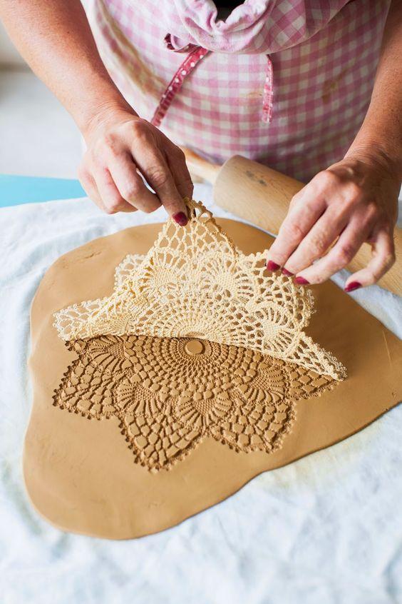 Resultado de imagen para timbres para ceramica gres babu for Pasta para ceramica gres
