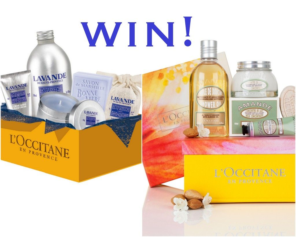Friday Treat Competition Win L'Occitane Beauty Products Worth 64 pictures