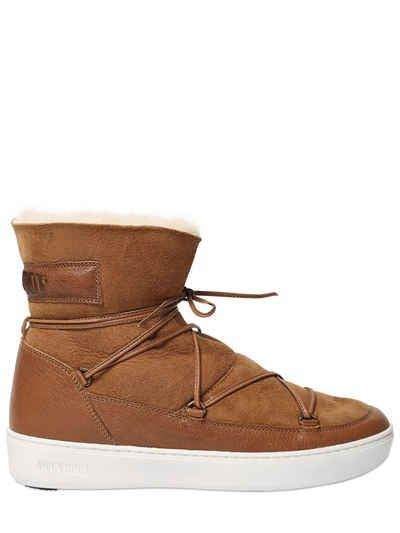 Clearance Sast Moon Boot PULSE LOW SHEARLING women's Mid Boots in Prices Cheap Online New Release hMWwhpj4