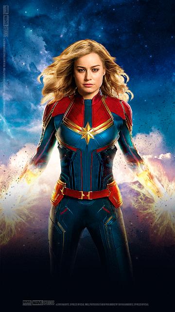 Marvel Spoiler Oficial Captain Marvel Captain Marvel Carol Danvers Marvel
