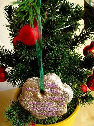 Homemade Christmas ornaments Christmas Ideas Pinterest