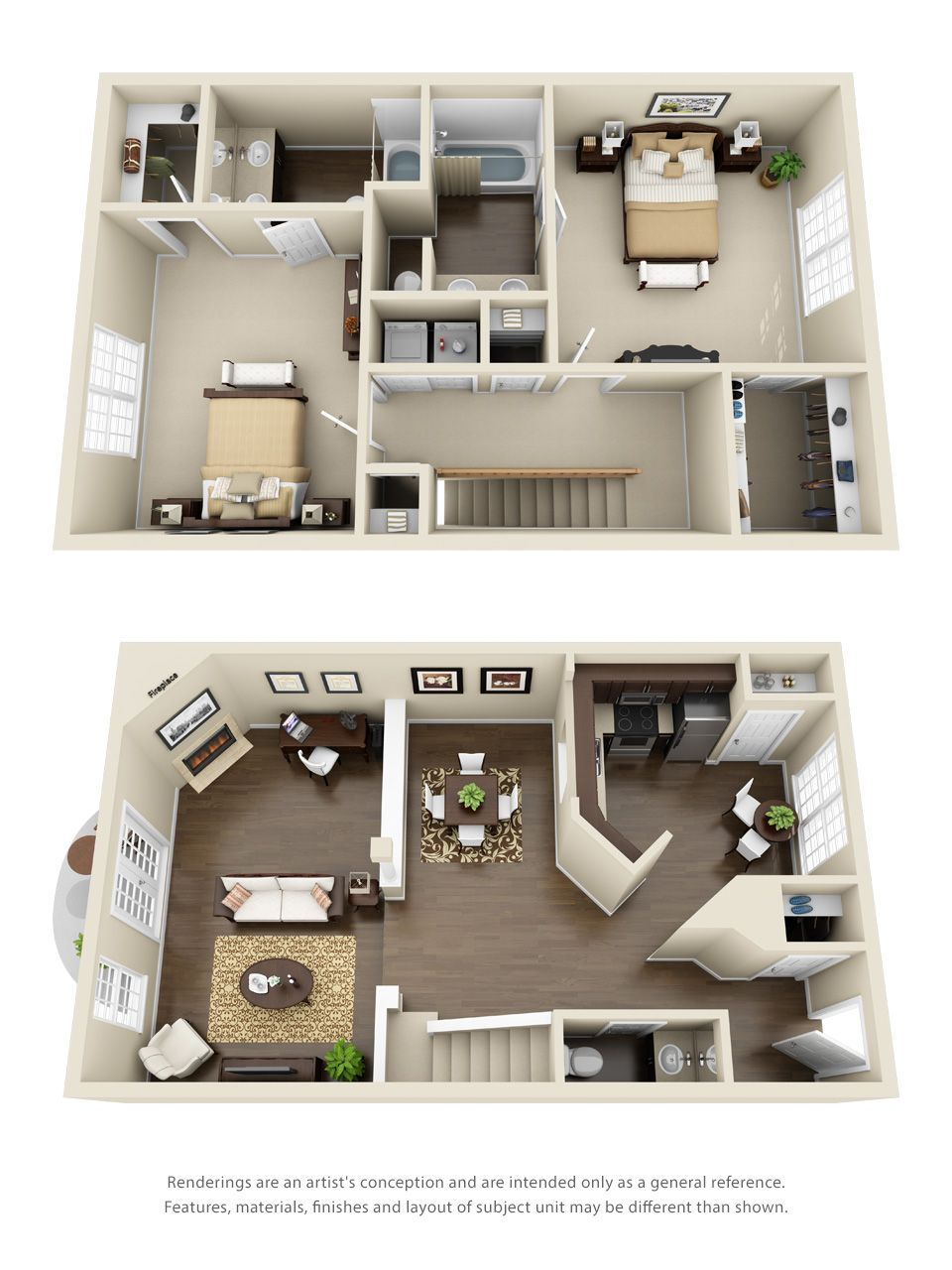 Luxury 1 2 And 3 Bedroom Suwanee Apartments For Rent Steadfast Apartment Renting Rental Georgia Suw Sims House Sims House Design House Layout Plans