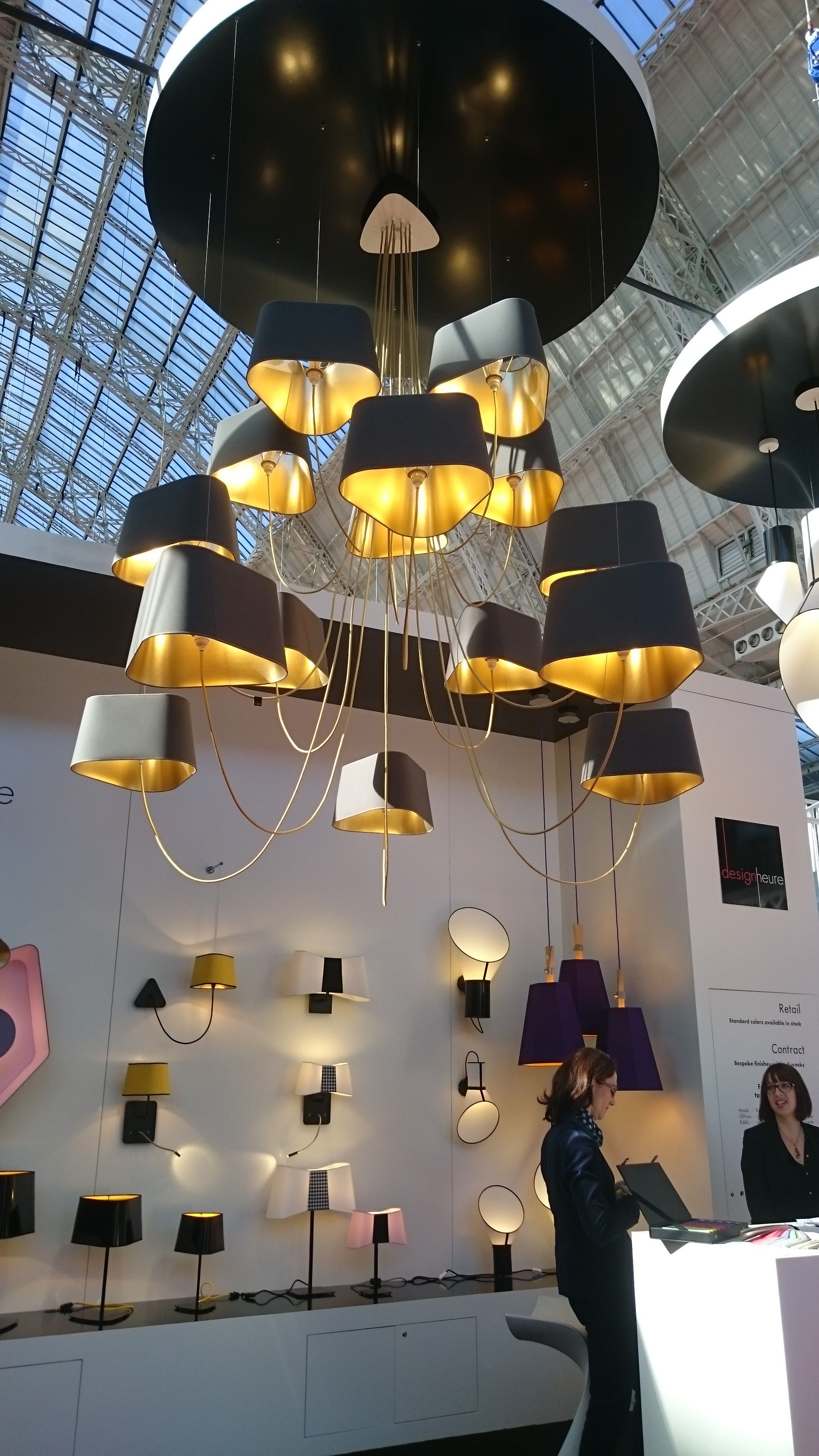 Clarabell Blackbody Oled Lamp Under Bell Pinterest Lustre Grand Nuage Designheure Salon 100 Design London Design