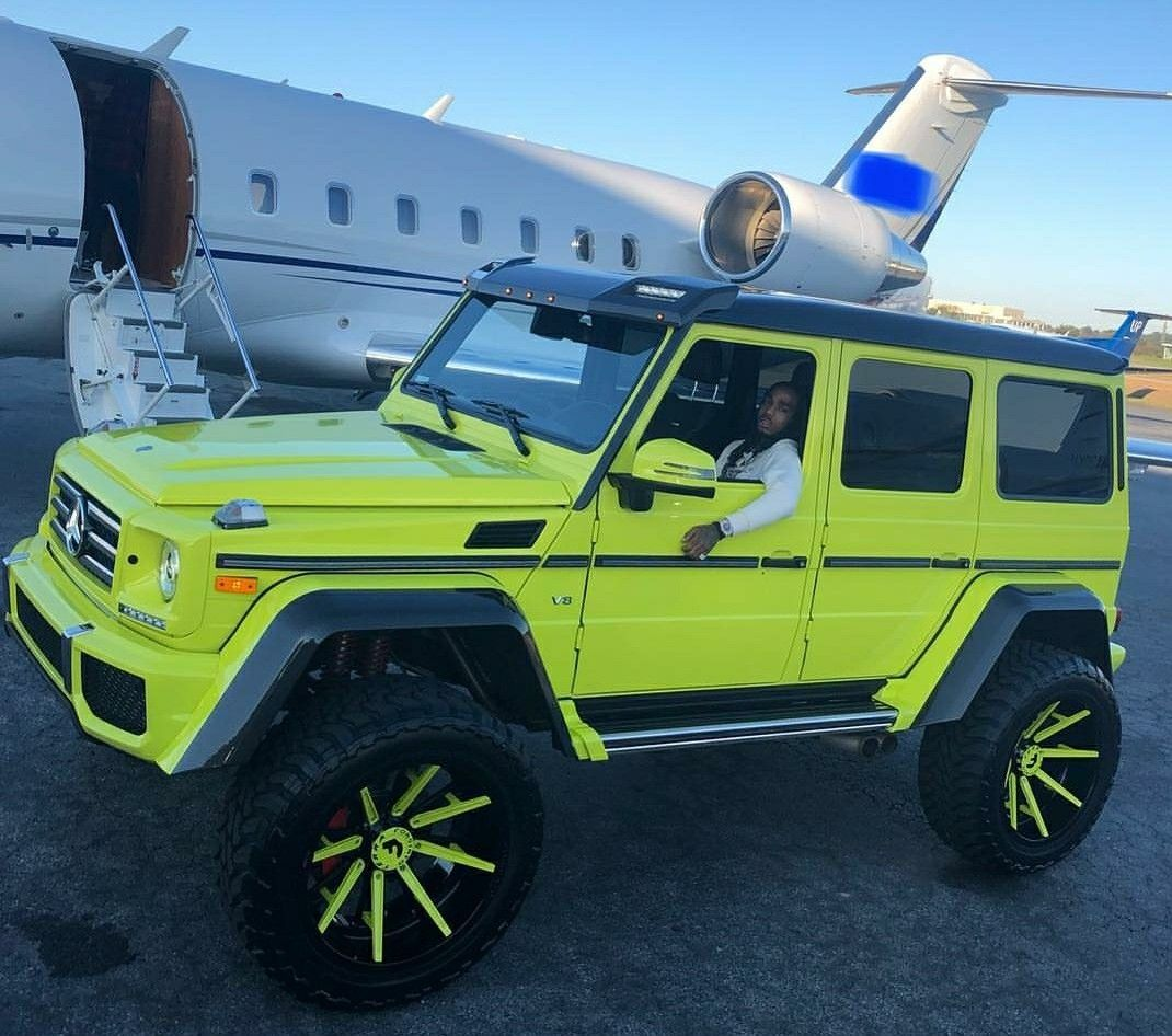 Mercedes Benz Neon Luxury Suv Cars Jeep Cars Mercedes G Wagon