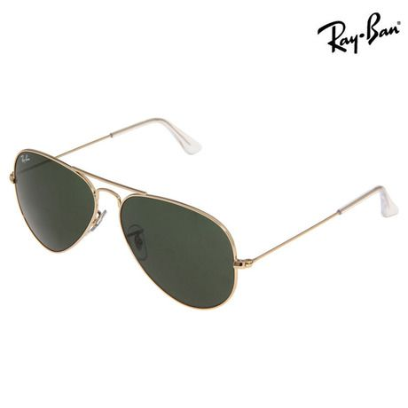 I found this amazing Ray Ban Aviator Sunglasses at nomorerack.com for 61% off. Sign up now and receive 10 dollars off your first purchase. $85 now with only a few hours left to buy.