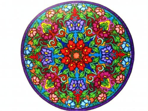 Customer image gallery for mystical mandala coloring book dover design coloring books