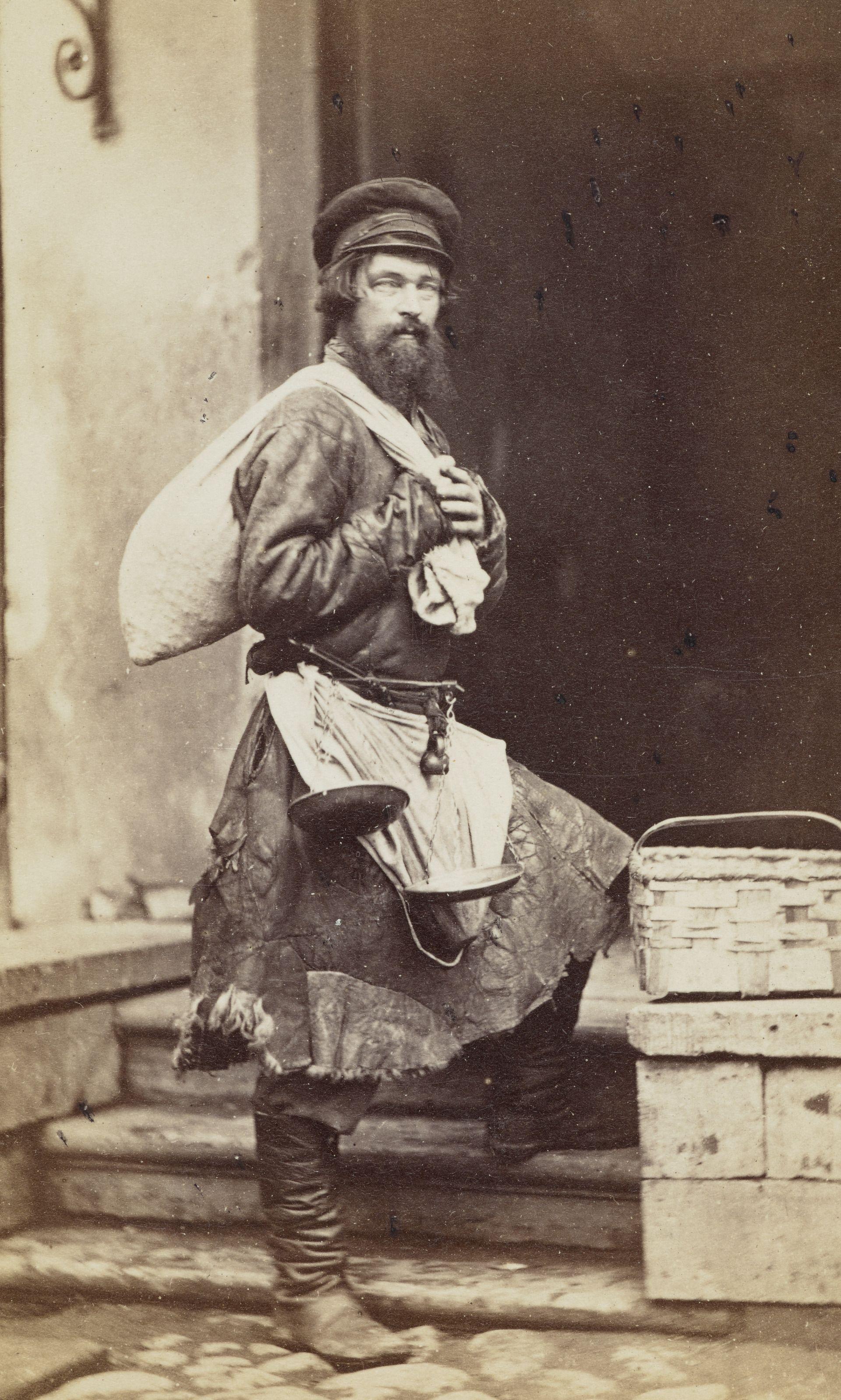 1850-1870-е. Русские типы на фотографиях Вильяма ...