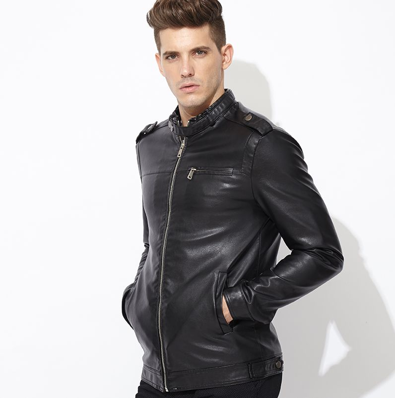 Leather Bomber Jackets For Men Photo Album - Klarosa ...