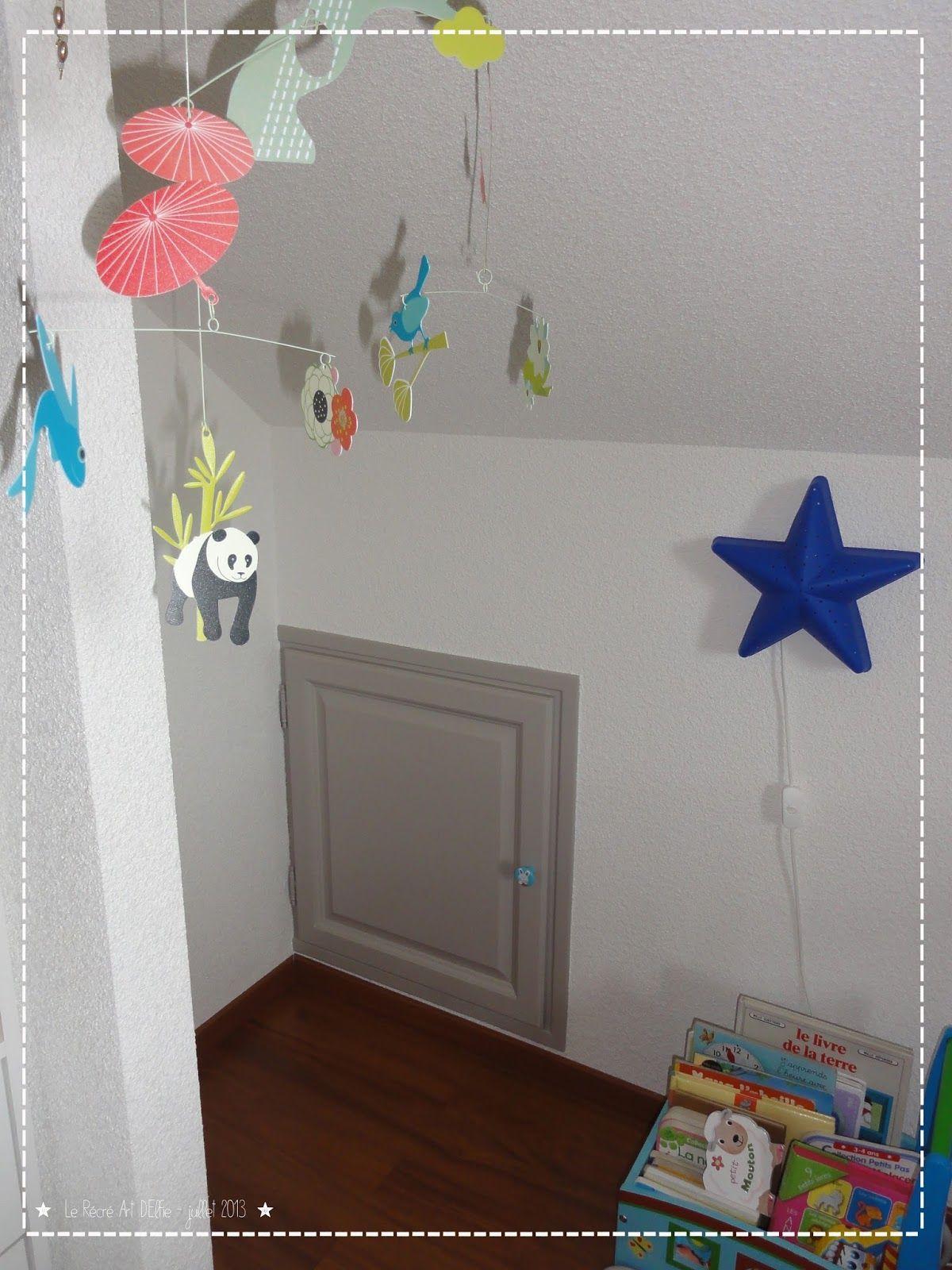 cachette secr¨te dans chambre enfant by Le RécréArt d Elfie
